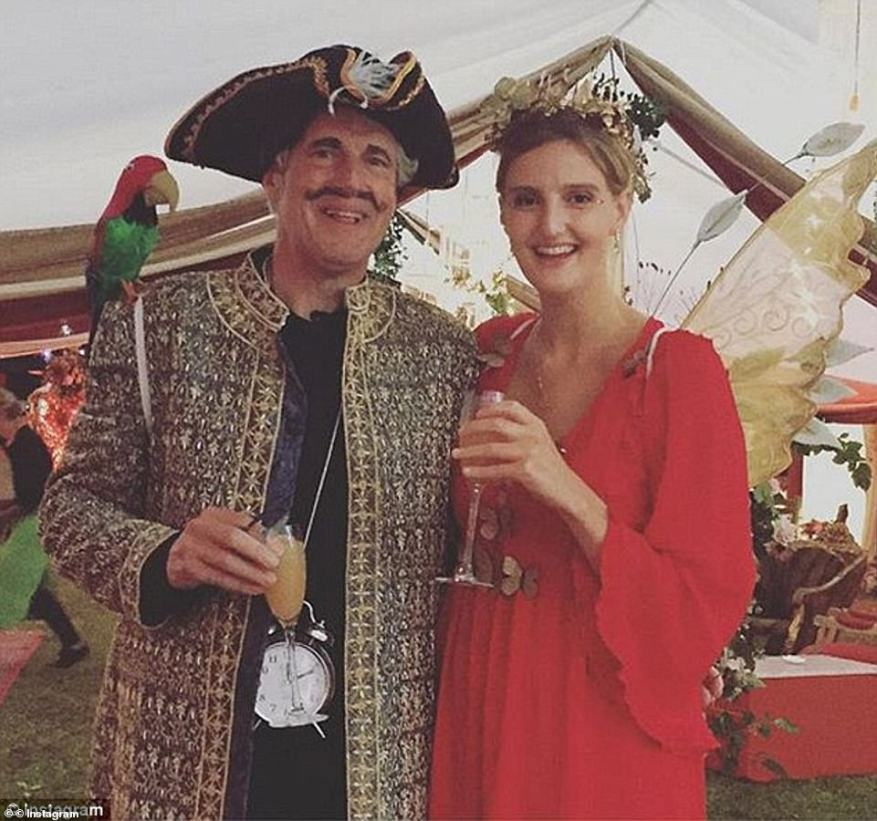 She hit headlines in 2016 for causing uproar in her local neighbourhood after villagers were kept awake all night by her raucous 21st party at her family's 9,000-acre estate (pictured)