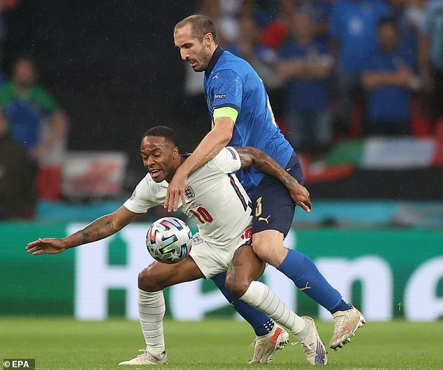 Raheem Sterling produced a brilliant tournament despite ending the season in poor club form