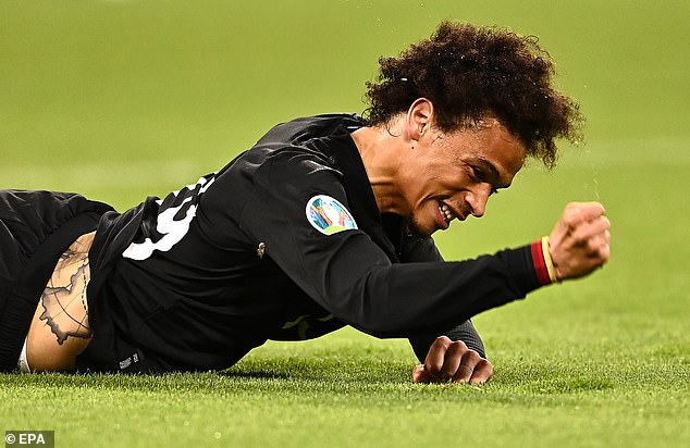 Germany were looking for creativity but got little end product out of Bayern's Leroy Sane