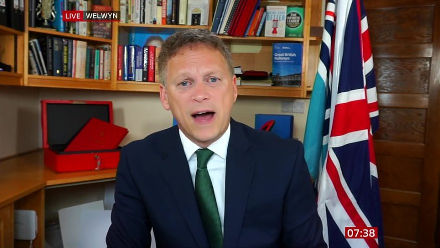Grant Shapps has issued a stark warning to holidaymakers amid signs tourist favourites including Ibiza are set to be upgraded to the 'amber list'