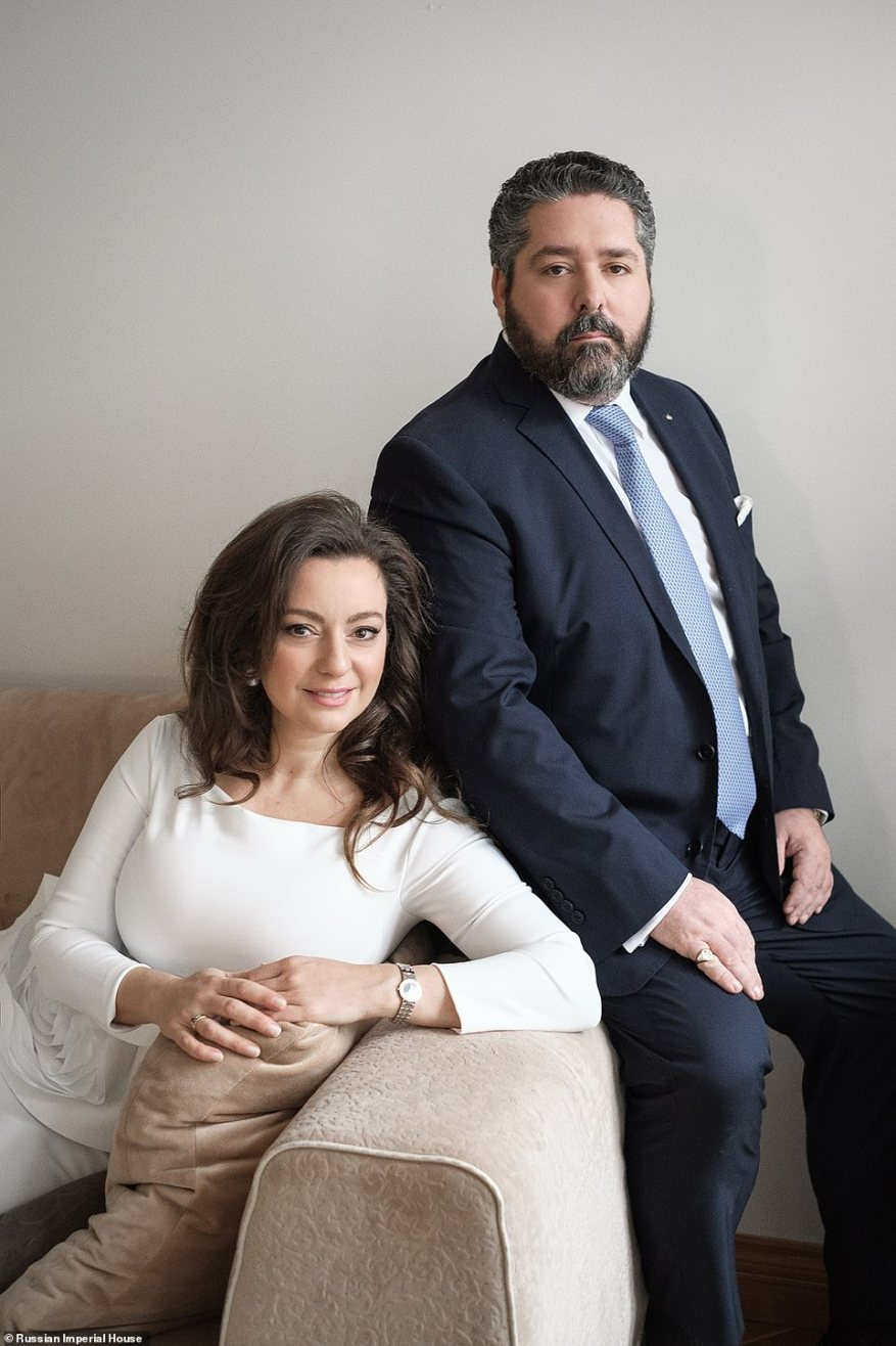 The 39-year-old son of Grand Duchess Maria Vladimirovna of Russia proposed to Italian lobbyist and writer Rebecca in December, after asking her parents for their blessing.