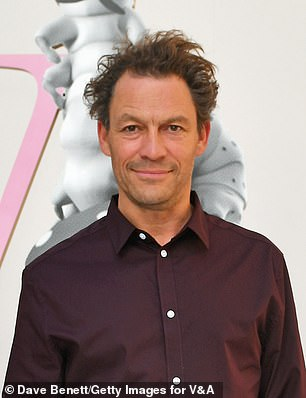 New role: Dominic West is set to play Prince Charles in the final two series of The Crown (pictured June)