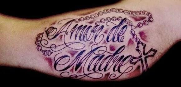 Tatuajes De Frases De Madres