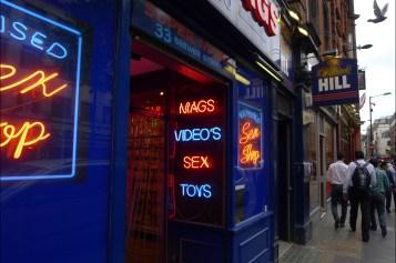 Brewer Street, London