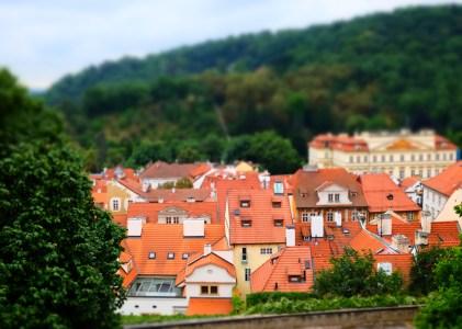 Toy Village in Mala Strana