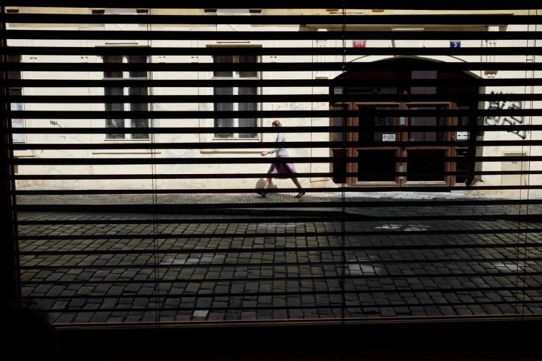 Mala Strana Window, MJJ