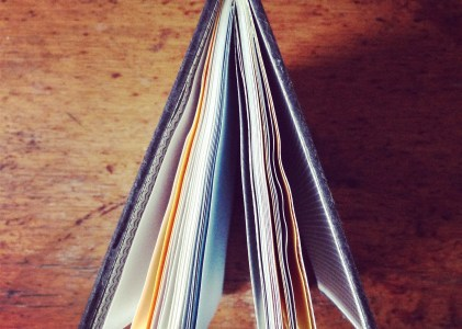 A Gift for A.C.S. – Bookmaking