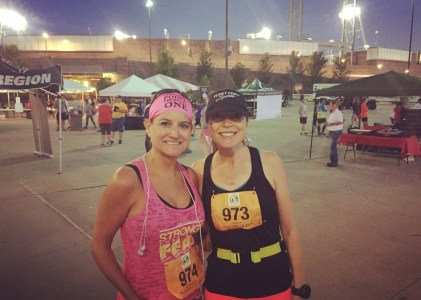 Running Notes: Omaha Half Marathon