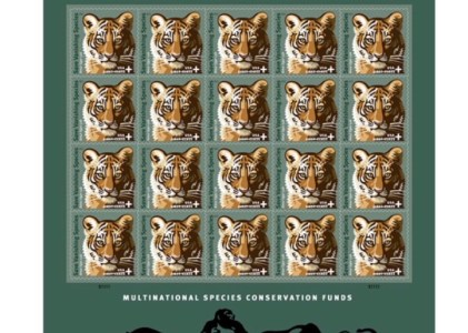 Vanishing Species / Forever Stamps