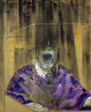 Francis Bacon - Cabeza VI, 1949.
