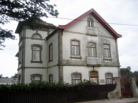 16. Casa de António Pedro em Moledo do Minho.