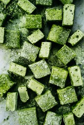 Matcha Marshmallows | TENDING the TABLE