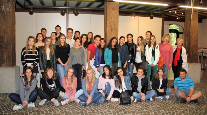 TTA's First Student at the Biberach German Language Week Reports Back…
