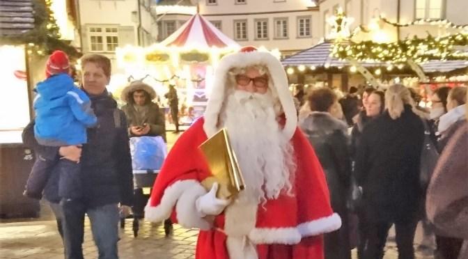 Biberach Christmas Market – December 2018