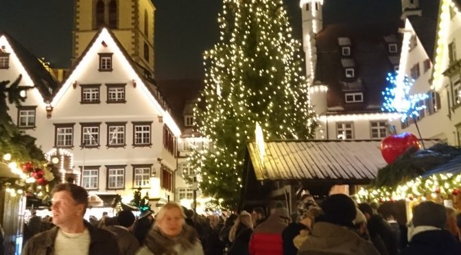 Biberach Christmas Market 30th Nov to 14th Dec 2019
