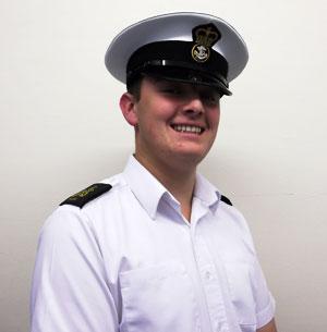 Petty Officer Ben Chandler