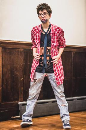 Lisa Gong - Terrace Drag Ball - Peter Pantaloons