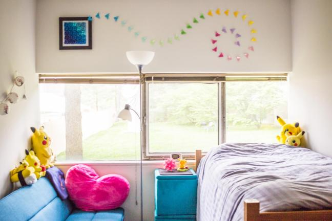 Lisa Gong - Personal Bubbles in the Orange Bubble: Princeton Students and Their Dorm Rooms (Part 2) - Brian Chen