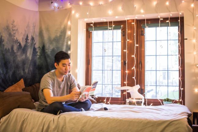 Lisa Gong - Personal Bubbles in the Orange Bubble: Princeton Students and Their Dorm Rooms (Part 2) - Nathan Yoo