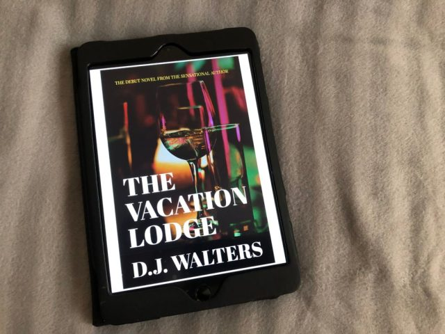 The Vacation Lodge eBook cover