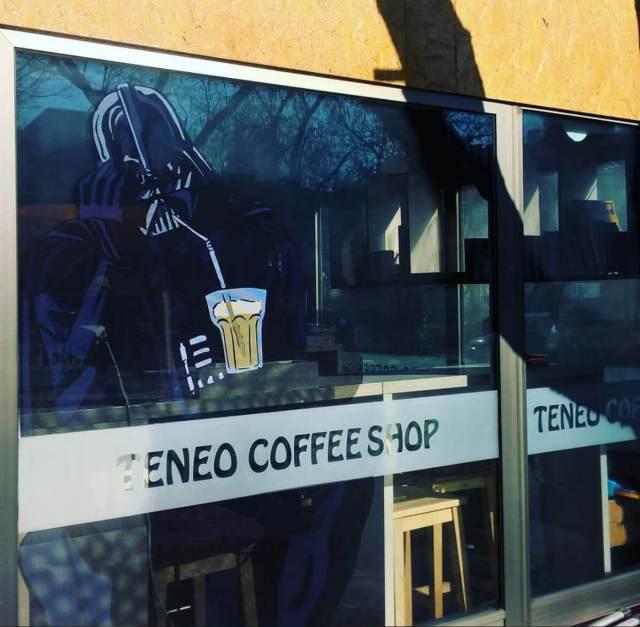 Teneo Coffee Shop na Trešnjevačkom Trgu