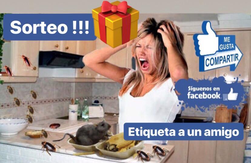 facebook sorteo fumigacion