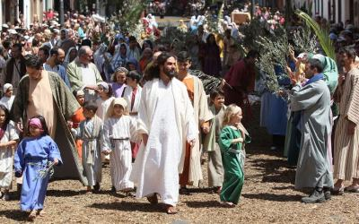 The Pasión 2020 – Adeje's Passion Play on Good Friday 10 April
