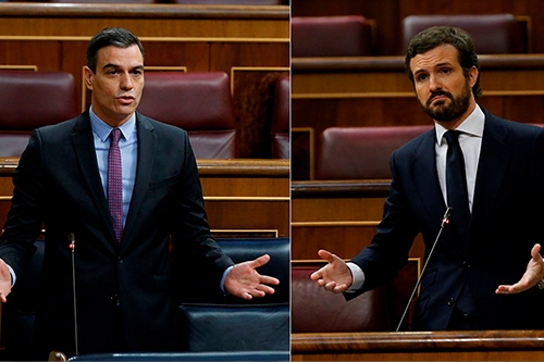 Spain's PM gears up for fight to extend state of alarm