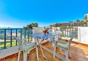 2 Bed Apartment on Sunset Harbour with  Sea Views for sale – 365,000€