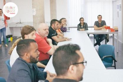 Arduino Day 2016 en Tenerife con Tenerife Maker Space. Taller FabLab Tenerife. Fabricación digital en moda y wearables