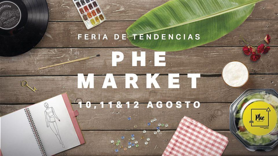 Phe Market abre sus puertas en la explanada del muelle de Puerto de la Cruz