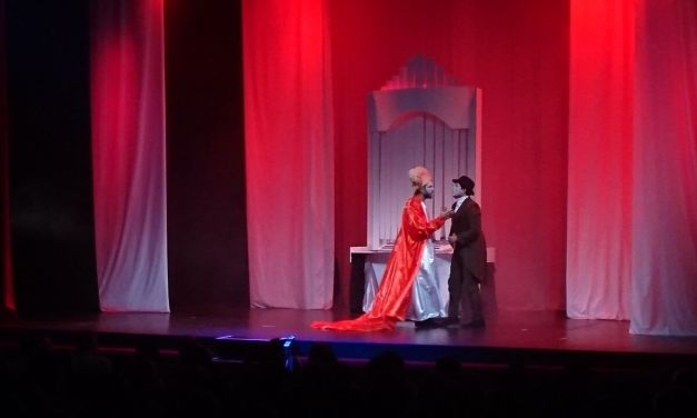 Drácula llega al Teatro Timanfaya