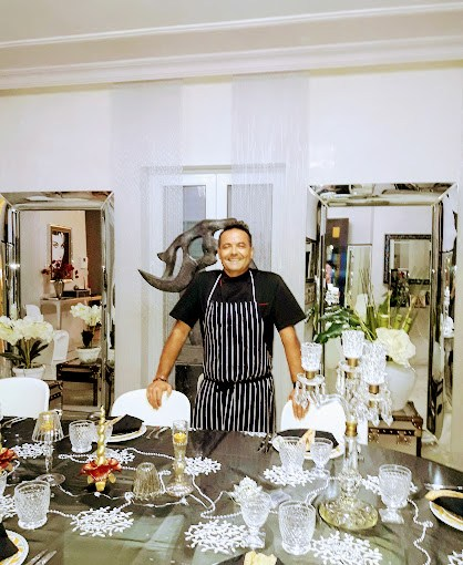 Private Chefs recepies Feast at your holiday home prepared only for you.