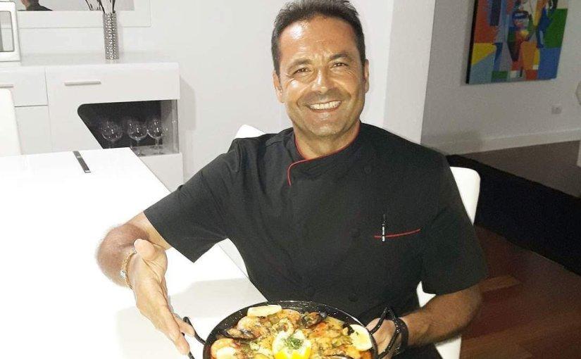 Chef Profile in spanish