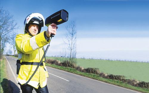 History of UK speed enforcement