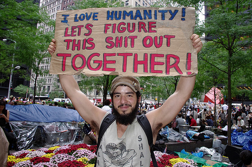 Day 12 Occupy Wall Street September 28 2011 Shankbone 22
