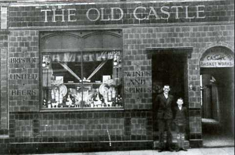 """""""A Dastardly Deed in the """"Old Castle"""""""
