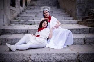 7 Marzo - Santas Perpetua y Felicidad - Marta Lorrio y Ana Isabel Figueiredo