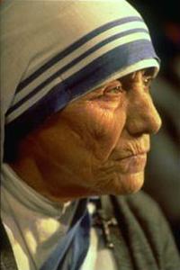 Madre Teresa - tengo sed de ti
