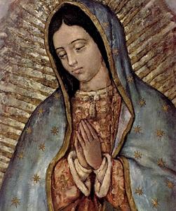 Virgen María de Guadalupe