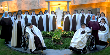 ¡Las Monjitas están orando por mí!