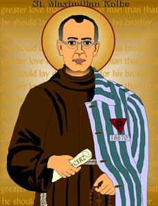 San Maximiliano María Kolbe