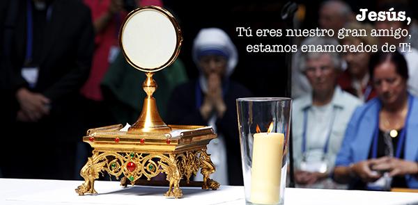La oración del corazón   La eucaristía (3)