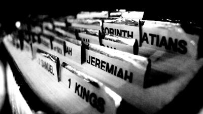 Cronología bíblica