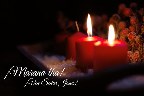 Hoy brilla la segunda vela de Adviento