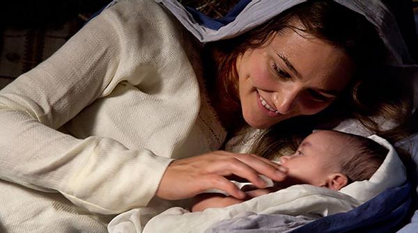 Nueve bendiciones afectuosas a la Santísima Virgen María