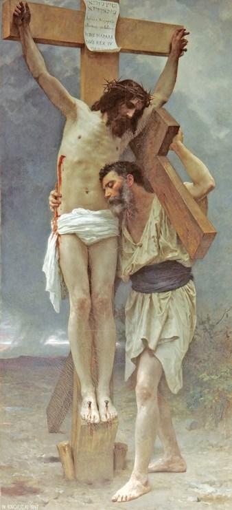 Insólita canonización (el cirineo nuestro de cada día)