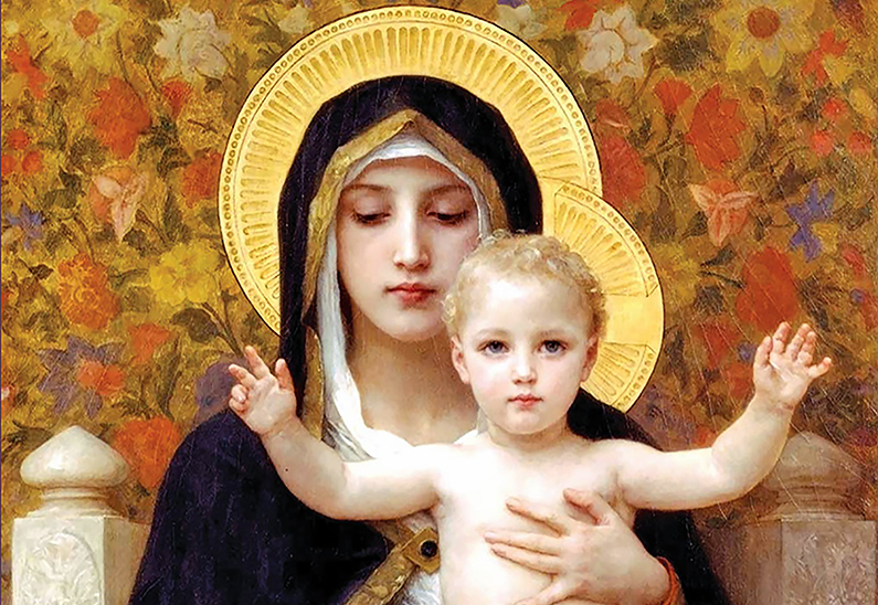 Oración a la Virgen