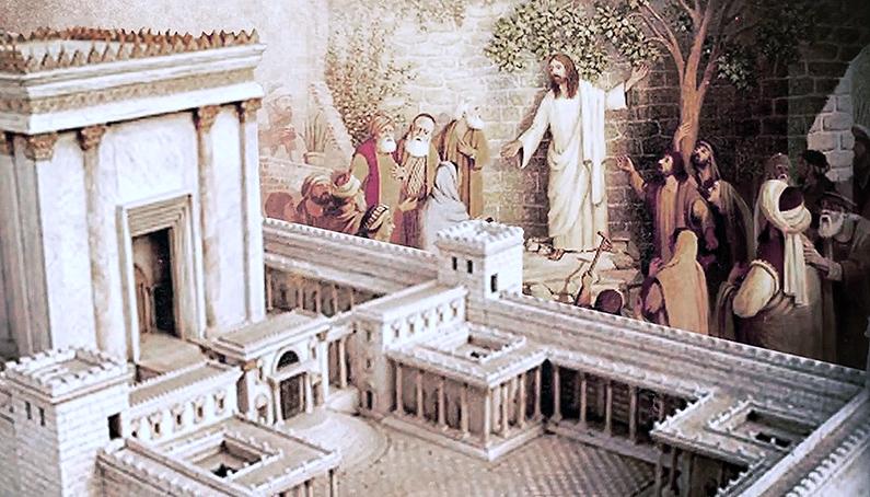 Jesús nos invita a dar testimonio ante toda adversidad