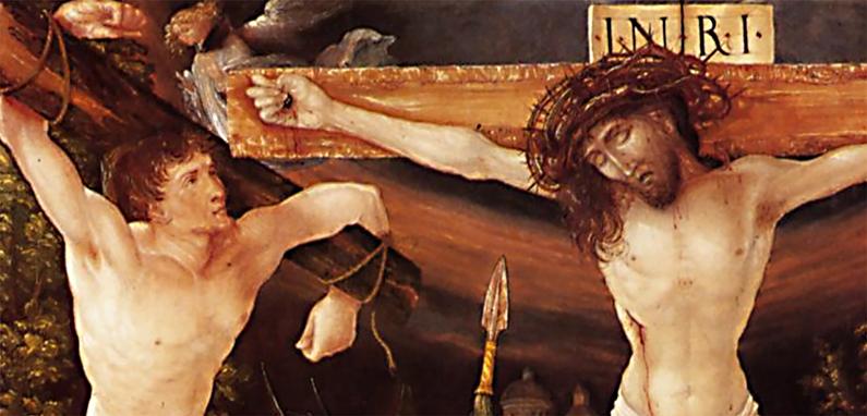 Los cinco defectos de Jesús